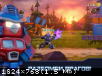 [Android] Angry Birds Transformers + Mod money (2014)