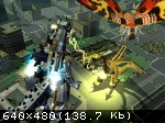 [XBOX] Godzilla Destroy All Monsters Melee (2002)