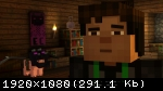 Minecraft: Story Mode - A Telltale Games Series. Episode 1-3 (2015) (RePack от R.G. Catalyst) PC