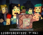 Minecraft: Story Mode - A Telltale Games Series. Episode 1-3 (2015) (RePack от R.G. Freedom) PC