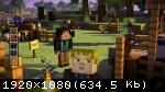 Minecraft: Story Mode - A Telltale Games Series. Episode 1-8 (2015/Лицензия) PC
