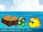 Рыбка Фредди: Дело о чудовище из коралловой бухты (2004) PC