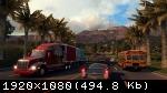 American Truck Simulator (2016) (RePack от xatab) PC