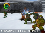 [PS2] Teenage Mutant Ninja Turtles 2 (2004)