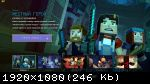 Minecraft: Story Mode - Season Two. Episode 1-5 (2017) (RePack от qoob) PC
