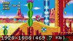 Sonic Mania (2017) (RePack от R.G. Механики) PC