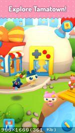 Анонсирована мобильная игра My Tamagotchi Forever