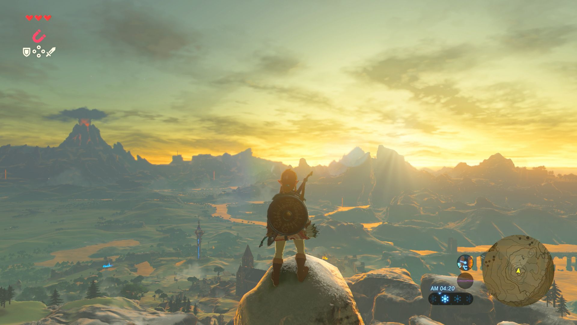 The Legend of Zelda: Breath of the Wild (2017) PC