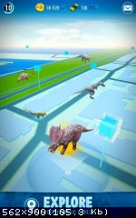 Знакомьтесь с Jurassic World Alive - Pokemon GO с динозаврами