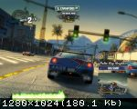 Burnout Paradise: The Ultimate Box (2009) (RePack от FitGirl) PC