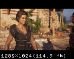 Assassin's Creed: Odyssey - Ultimate Edition (2018) (RePack от FitGirl) PC