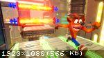 Crash Bandicoot N. Sane Trilogy (2018) (RePack от R.G. Механики) PC