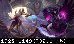Представлены обновленные чемпионы Кейл и Моргана из League of Legends