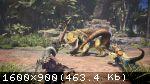 У ПК версии Monster Hunter: World станет доступен ведьмак Геральт