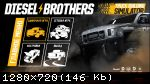 Diesel Brothers: Truck Building Simulator (2019) (RePack от FitGirl) PC