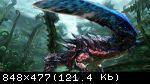 Для Monster Hunter World будет создано несколько бесплатных обновлений