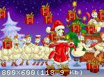 Курятник в рождество (2002) PC
