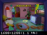 Симпсоны: Ударь и беги (2003/RePack) PC