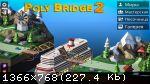 Poly Bridge 2 (2020) (RePack от SpaceX) PC