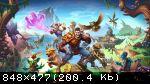 Перед запуском игры Torchlight III игроки смогли увидеть обзорный видеоролик