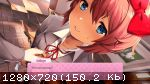 Doki Doki Literature Club Plus! (2021) (RePack от FitGirl) PC